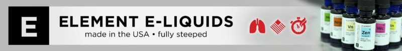 Banner Liquidos Element