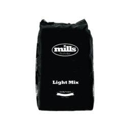 Sustrato mills light mix 50 lt