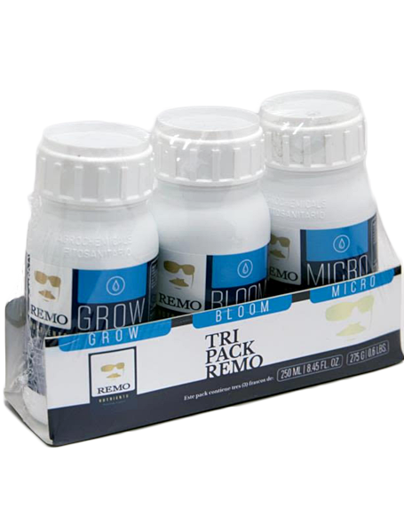 Tripack Remo Nutrients