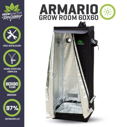 Grow Genetics Carpa 60 x 60 x 160