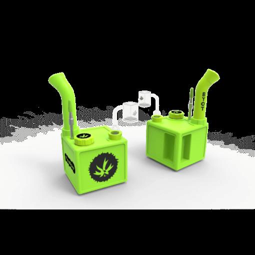 PieceMaker Kube Green Glow