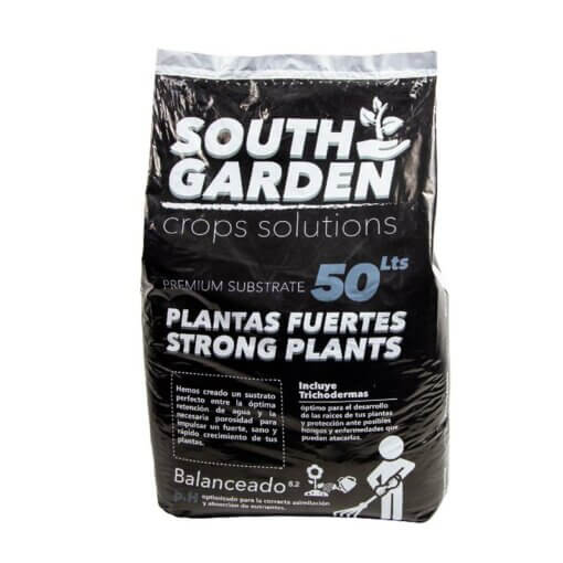 Sustrato Light Mix South Garden